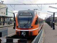 Таллин. Stadler FLIRT (EMU)-1311
