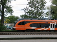 Таллин. Stadler FLIRT (EMU)-1323