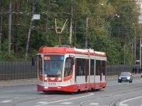 Санкт-Петербург. Трамвай 71-631-02 № 5215, маршрут 55