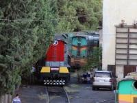 Тбилиси. ЧМЭ3-6038, ЧМЭ3-3830