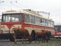 Батуми. Škoda 9TrH №15, Škoda 14Tr02/6 №11