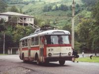 Батуми. Škoda 9TrH №14
