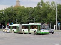 Москва. ЛиАЗ-6213.22 р128нв