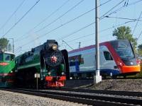 Москва. ТЭ3-5524, П36-0110
