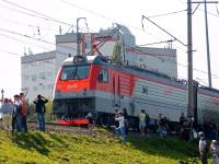 Москва. 2ЭС5С-001