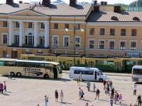 Хельсинки. Irizar Century III BHY-335