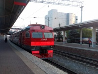 Челябинск. ЭД2Т-0031