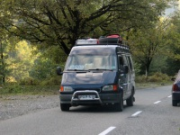 Батуми. Ford Transit PXP-516