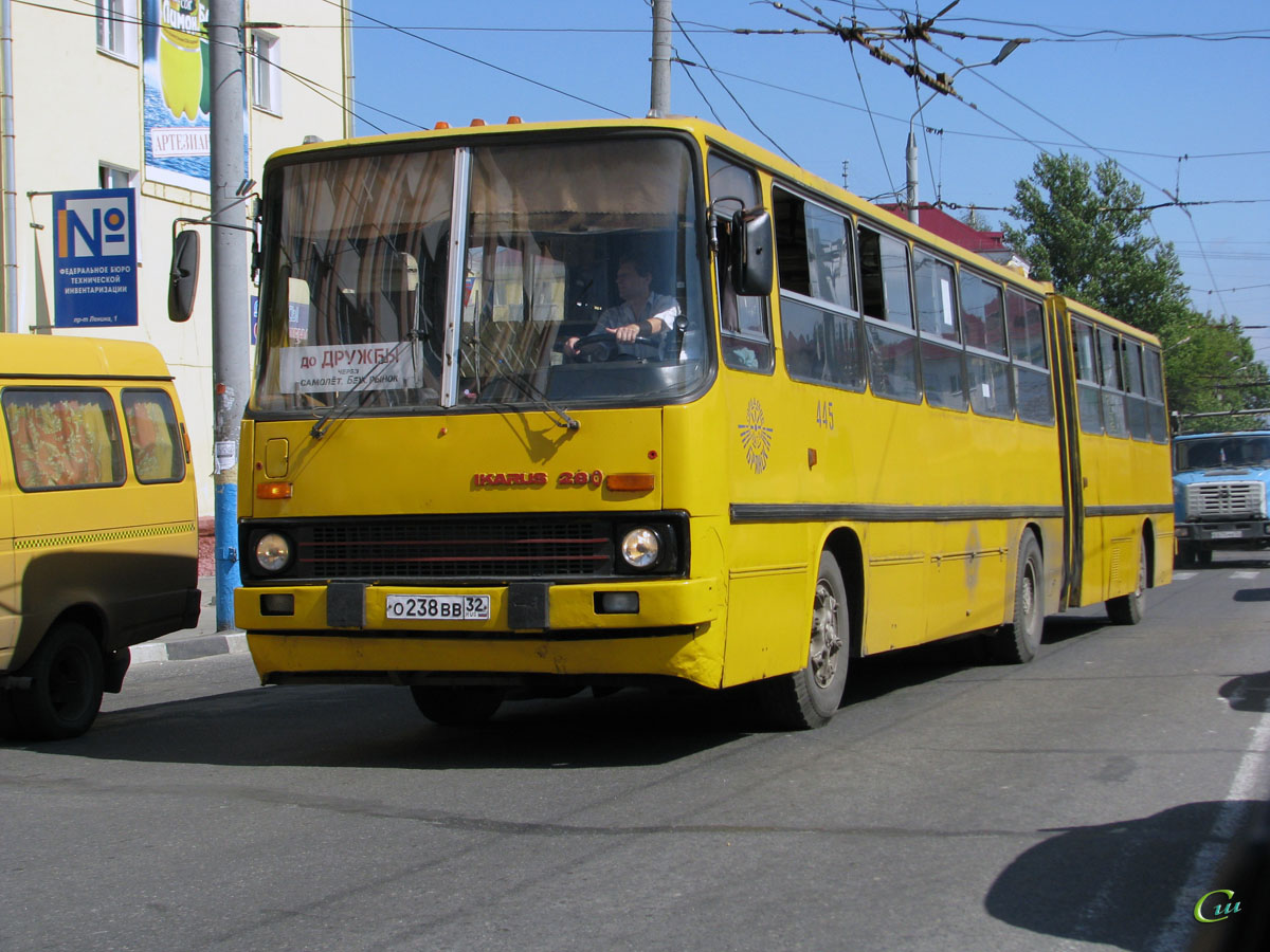 Брянск. Ikarus 280.64 о238вв