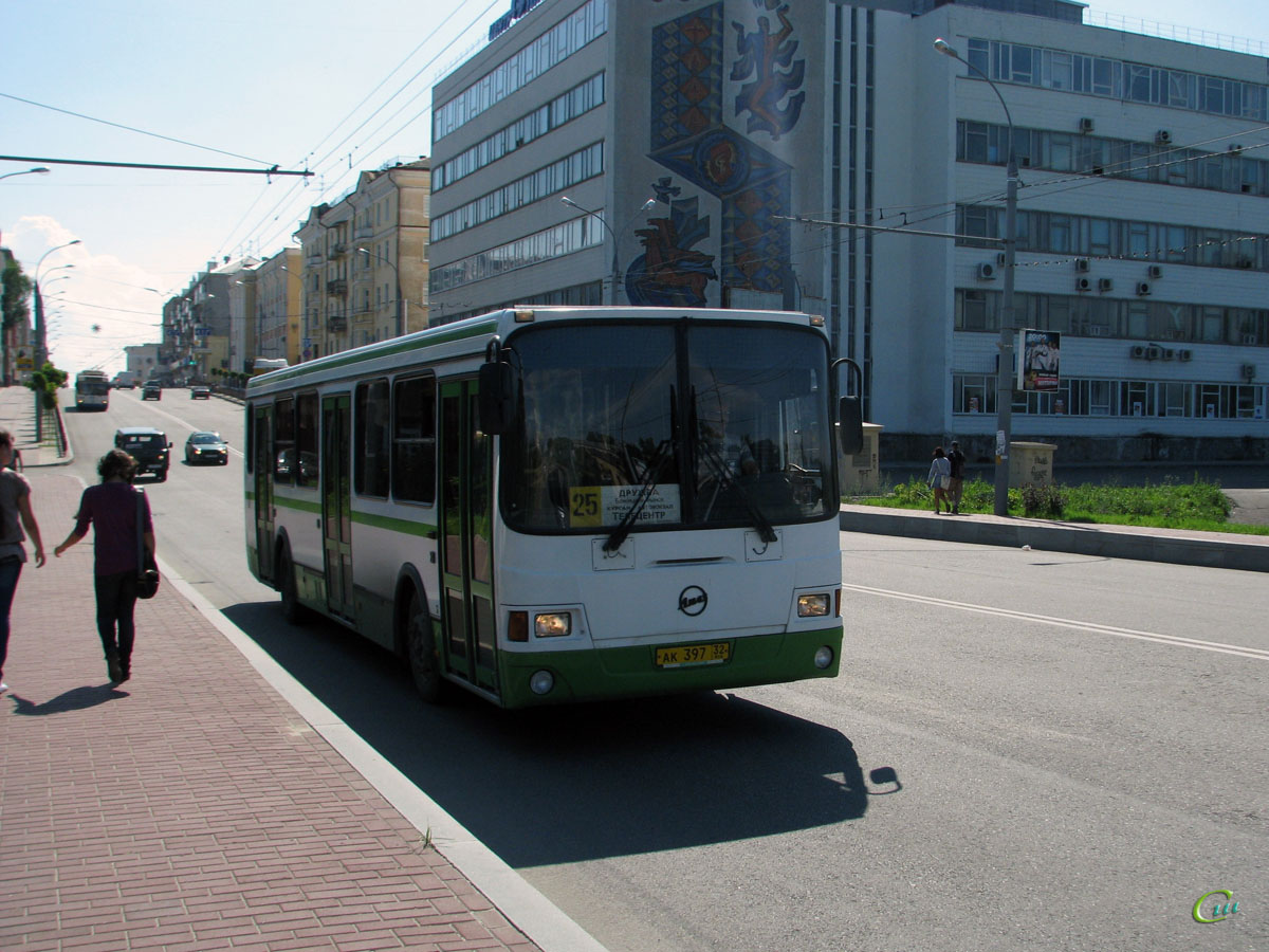 Брянск. ЛиАЗ-5256.26 ак397