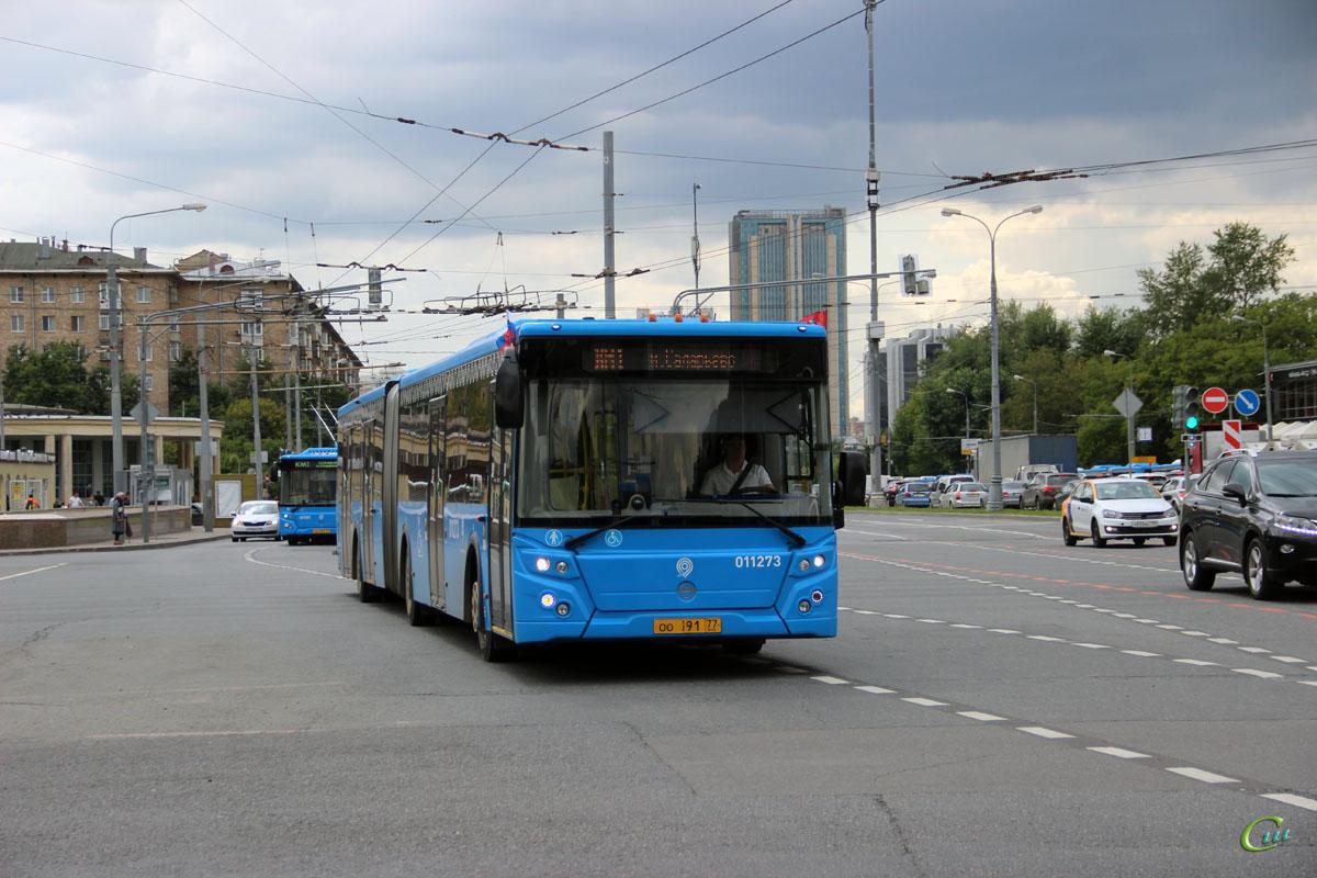 Москва. ЛиАЗ-6213.65 оо191