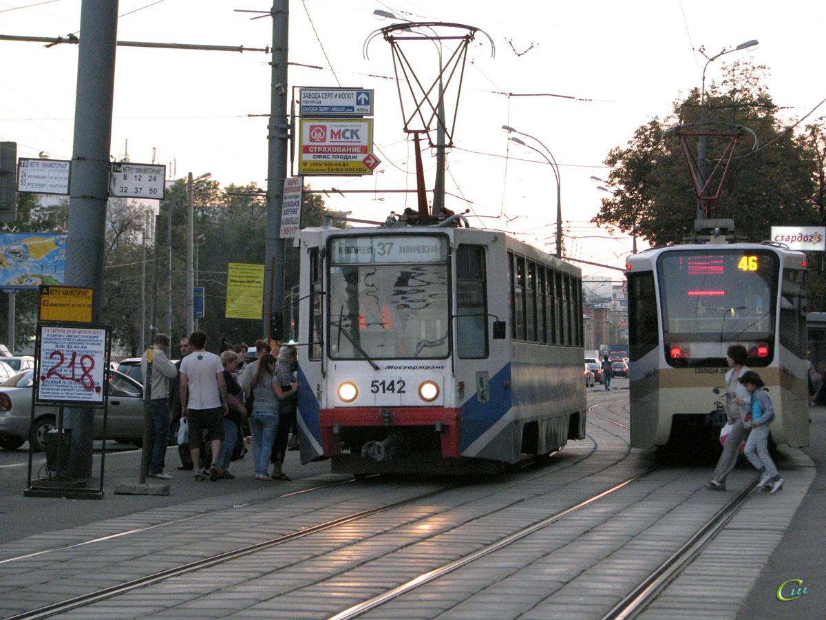 Москва. 71-608К (КТМ-8) №5142