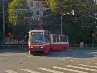 Санкт-Петербург. ЛВС-86К №5107