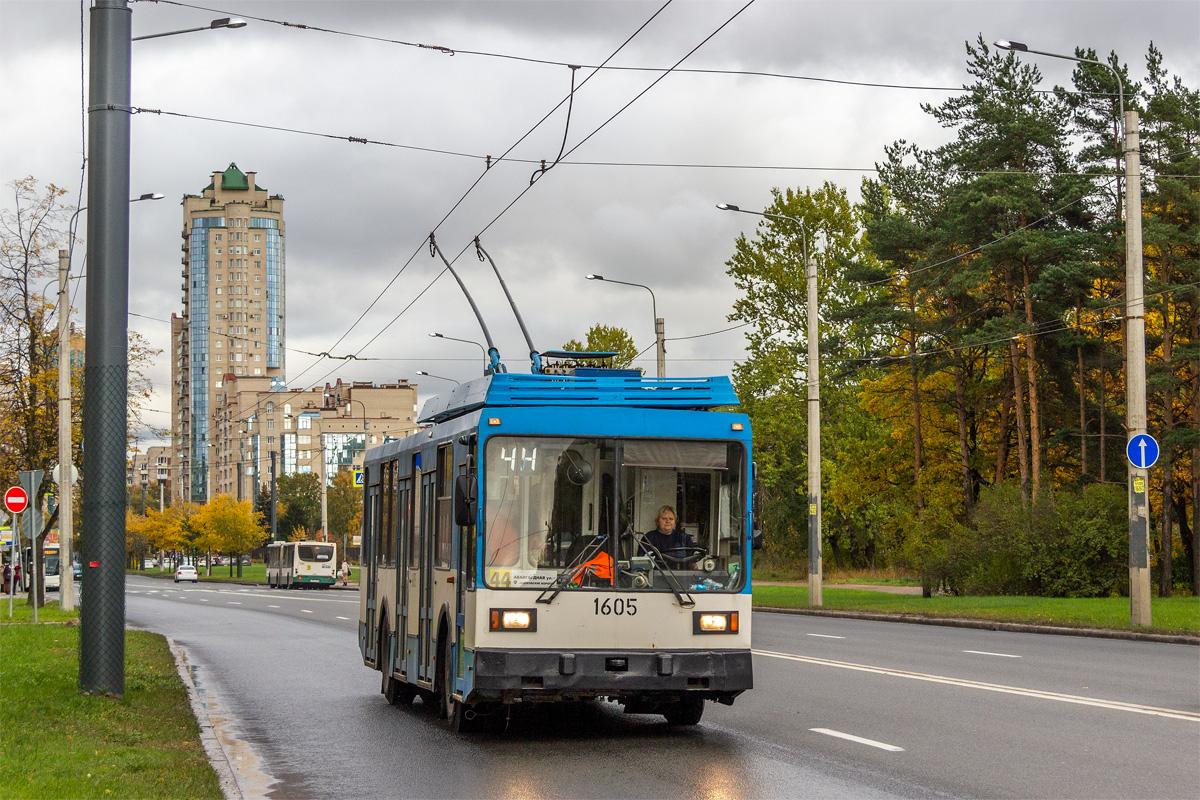 Санкт-Петербург. ПТЗ-5283 №1605