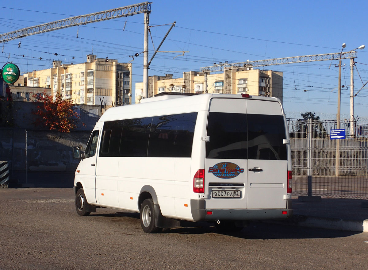 Евпатория. Луидор-2232 (Mercedes-Benz Sprinter) в007ра