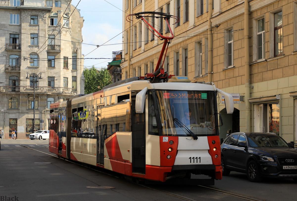 Санкт-Петербург. 71-152 (ЛВС-2005) №1111