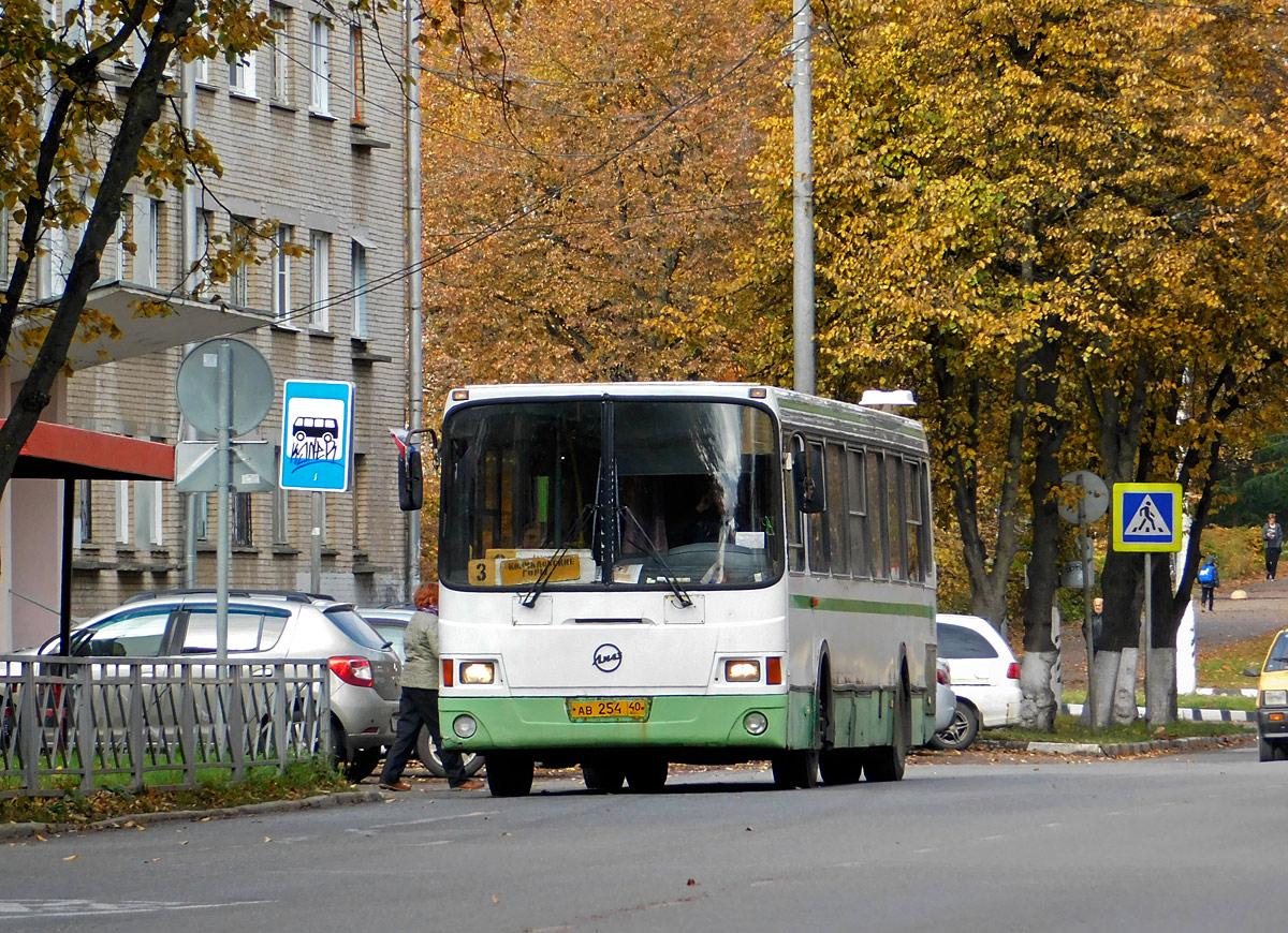 Обнинск. ЛиАЗ-5256.35 ав254