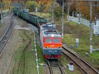 Обнинск. ВЛ10у-102