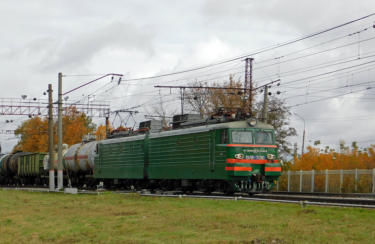 Обнинск. ВЛ11-701