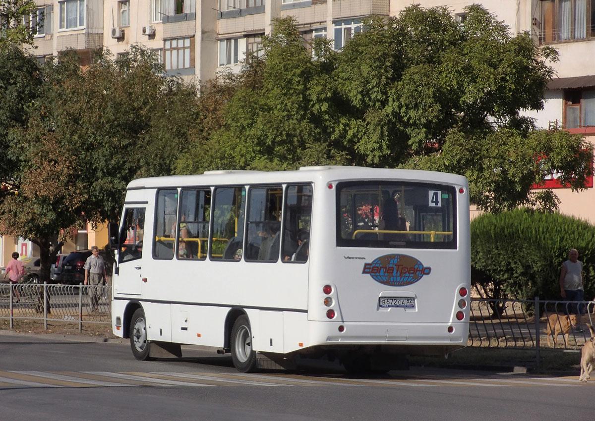 Евпатория. ПАЗ-320402-04 в672са