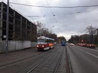 Москва. Tatra T3 (МТТА) №30480