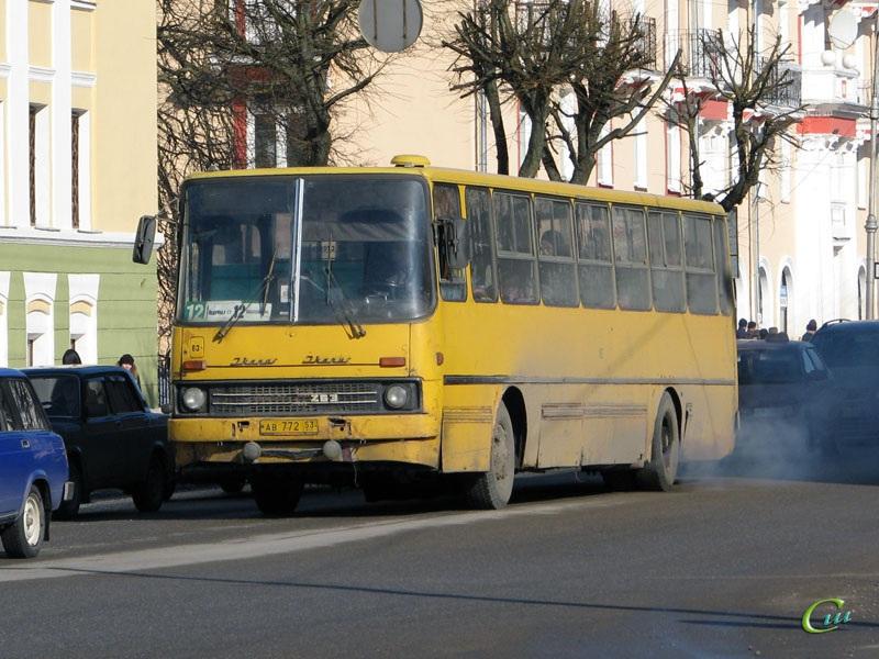 Великий Новгород. Ikarus 263 ав772