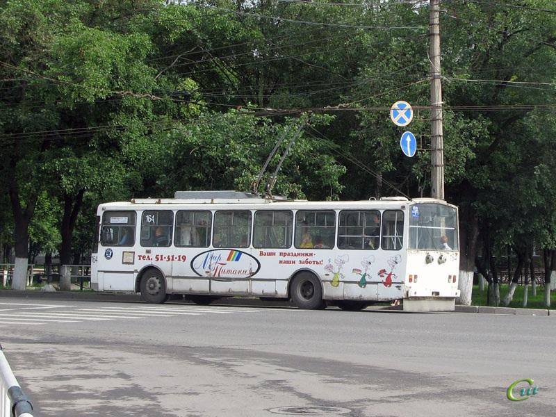 Вологда. Škoda 14Tr №164
