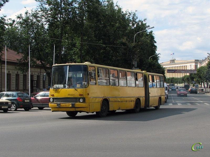 Великий Новгород. Ikarus 280.33 ав833