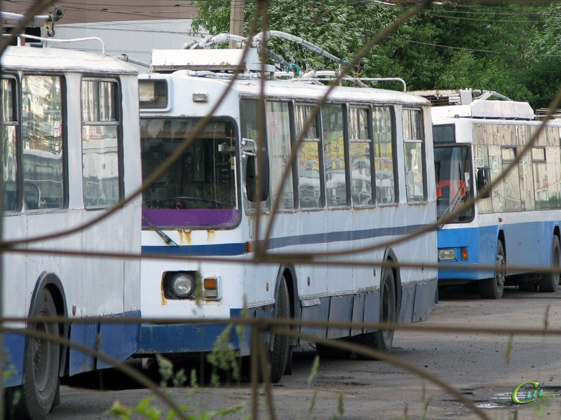 Вологда. ВМЗ-100 №107