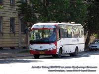 Санкт-Петербург. Yutong ZK6737D ас707