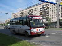 Санкт-Петербург. Yutong ZK6737D ар200