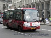Санкт-Петербург. Yutong ZK6737D ар906