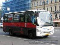 Санкт-Петербург. Yutong ZK6737D ах148