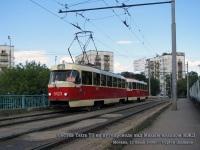 Москва. Tatra T3 (МТТЧ) №3423, Tatra T3 (МТТЧ) №3421