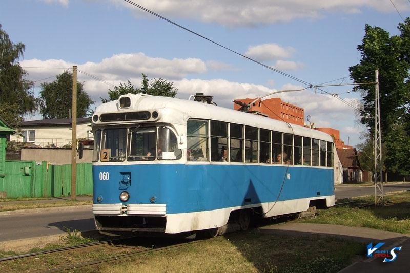 Даугавпилс. РВЗ-6М2 №060