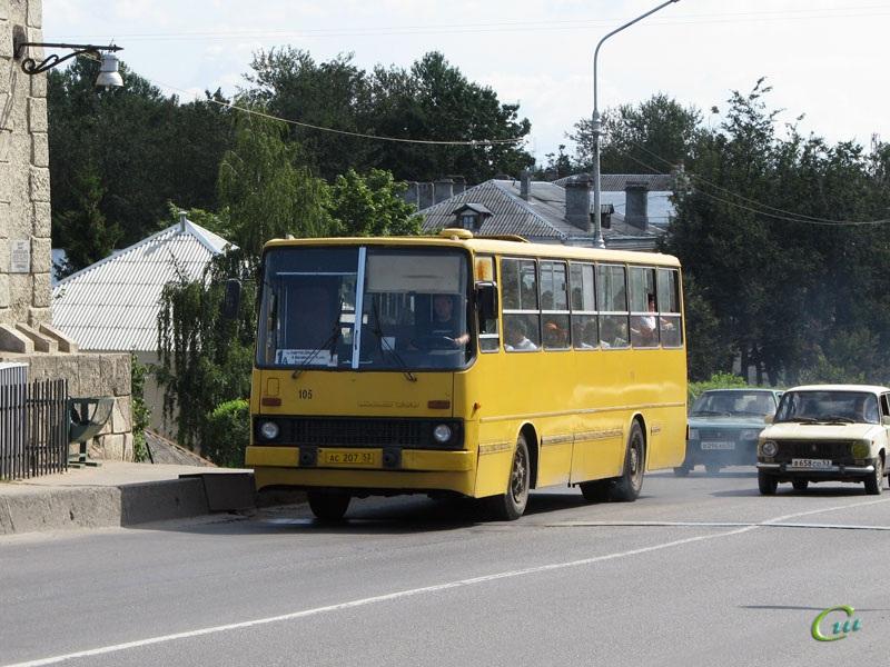 Великий Новгород. Ikarus 260.50 ас207