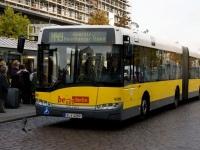 Берлин. Solaris Urbino 18 B-V 4289