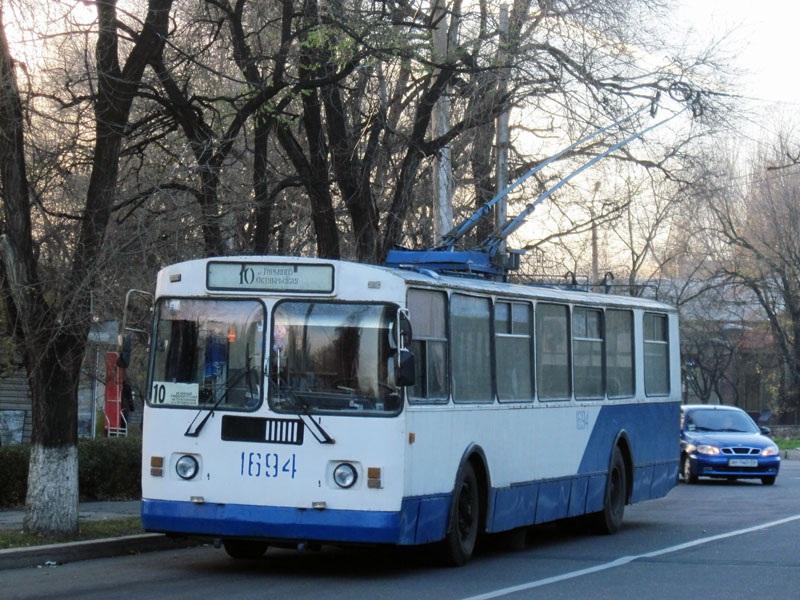 Донецк. ЗиУ-682Г00 №1694