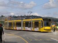 Будапешт. Siemens Combino Supra NF12B №2028