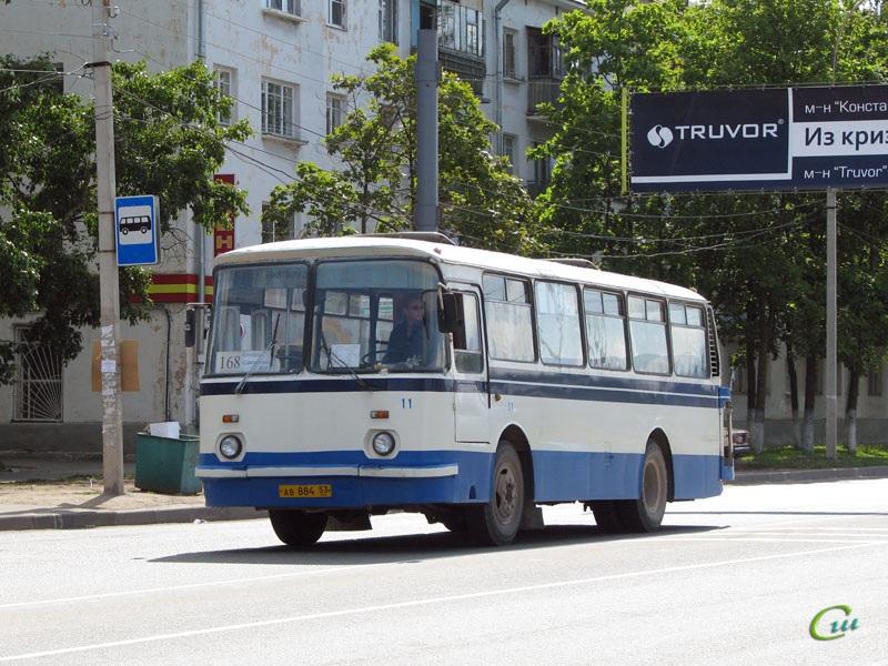 Великий Новгород. ЛАЗ-695Н ав884