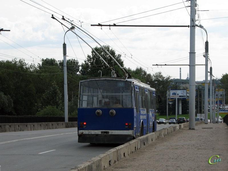 Великий Новгород. Škoda 14TrM (ВМЗ) №21