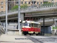 Москва. Tatra T3 (МТТЧ) №3432