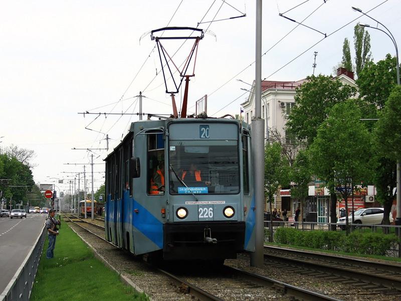 Краснодар. 71-608К (КТМ-8) №226