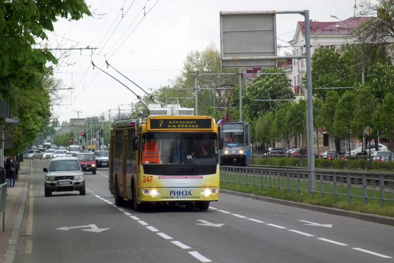 Краснодар. ЗиУ-682Г-016 (ЗиУ-682Г0М) №247