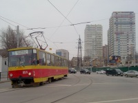 Ростов-на-Дону. Tatra T6B5 (Tatra T3M) №804