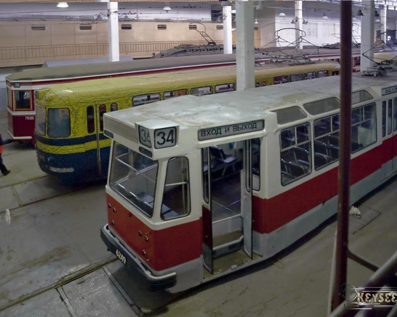 Санкт-Петербург. ЛМ-68 №6249, ЛМ-57 №5148