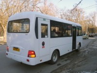 Таганрог. Hyundai County LWB ам792