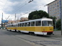 Москва. Tatra T3SU №3908, Tatra T3SU №3878
