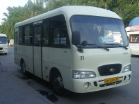 Таганрог. Hyundai County SWB кв244