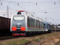 Новочеркасск. 3ЭС5К Ермак-135